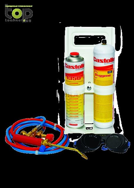 Газосварочный пост Castolin Kit 2000 Flex