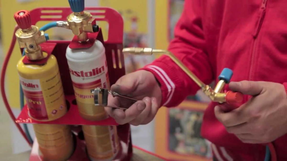 Castolin Kit 3500 Flex газосварочный пост