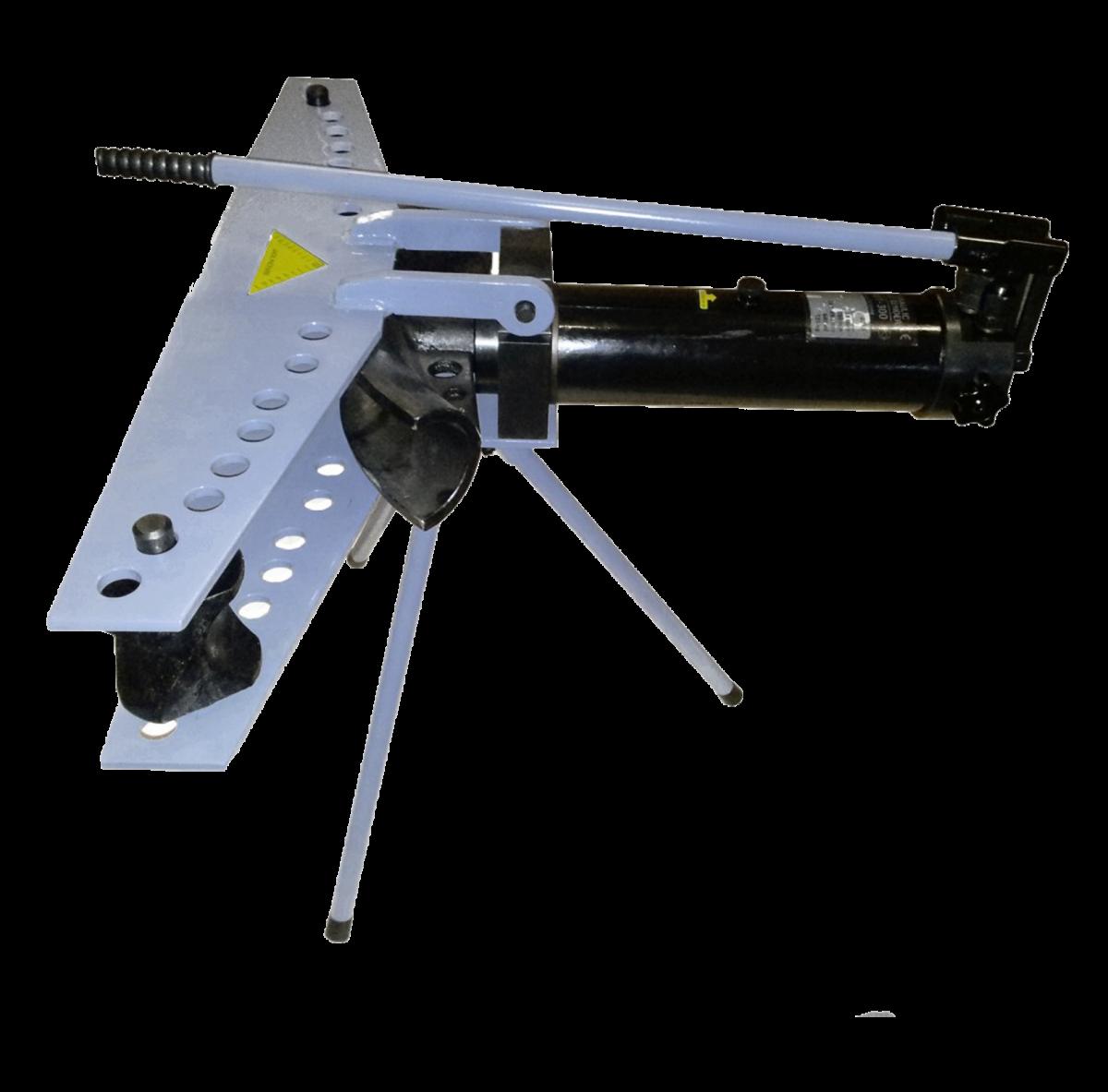HOT-300 Гидравлический трубогиб