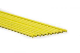 Припой Castolin 18XFC д.3,0мм, упак. 5 прутков.  для пайки стальных и оцинкованных труб