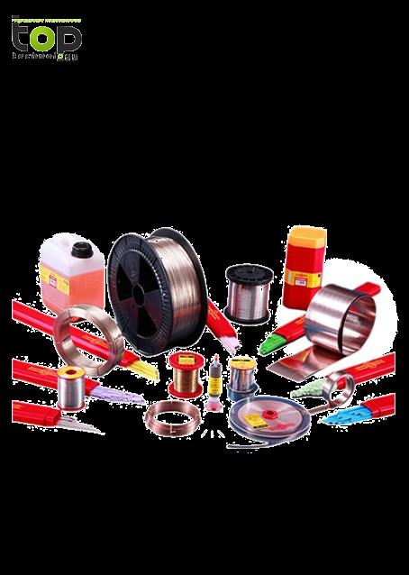Припой TIN FLAM 157 для соединения нержавеющей стали, Ni и его сплавов, Au, Ag