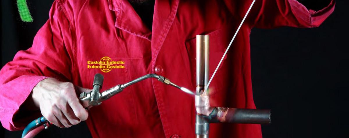 Припой EcoBraz 38220 Для пайки меди и стали