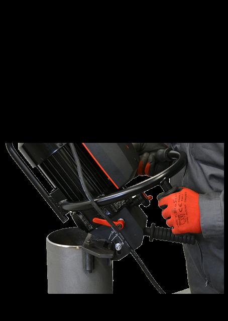 ВМ-21 Машина для снятия фаски