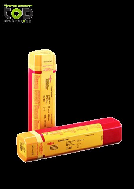 Castolin электроды XHD 646 для промежуточных слоев и восстановительной наплавки