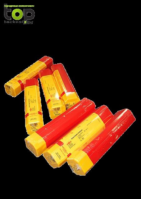 Электроды Xuper 680 S для разнородных и трудносвариваемых сталей Ø2.5 mm упак 1.0 кг