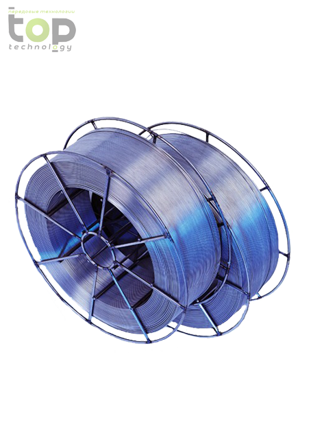 Порошковая проволока EnDOtec® DO*02 для соединительной сварки аустенитных нержавеющих сталей. Ø1.2 mm упак 15.0 кг