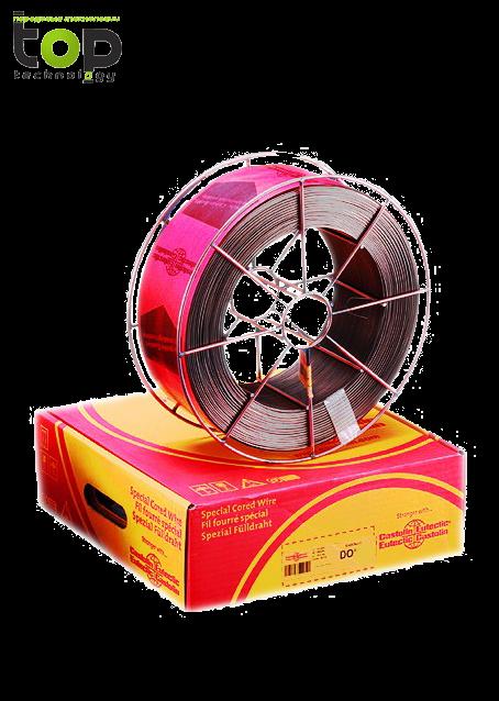 Порошковая проволока EnDOtec® DO*11 для защиты от сильной абразии, эрозии, коррозии при повышенной температуре