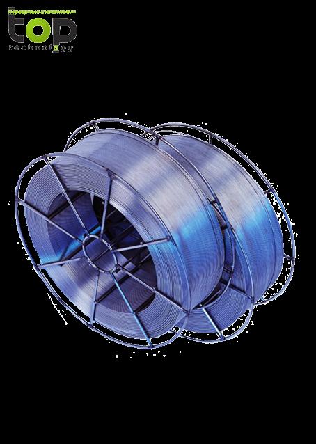 Порошковая проволока EnDOtec® DO*322 для защиты от абразии, эрозиииударов Ø1.6 mm упак 15.0 кг