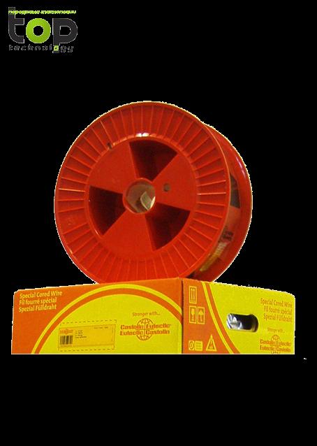 Порошковая проволока TeroMatec AN 3302 для защиты от ударов, давления, трения Ø2.8 mm упак 15.0 кг