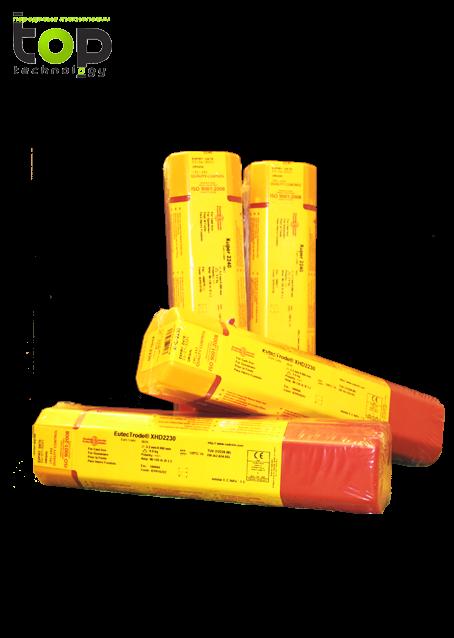 Электроды EutecTrode E 309L-17 для сварки жаростойких (окалиностойких) сталей. Ø3,2 mm упак 5.0 кг