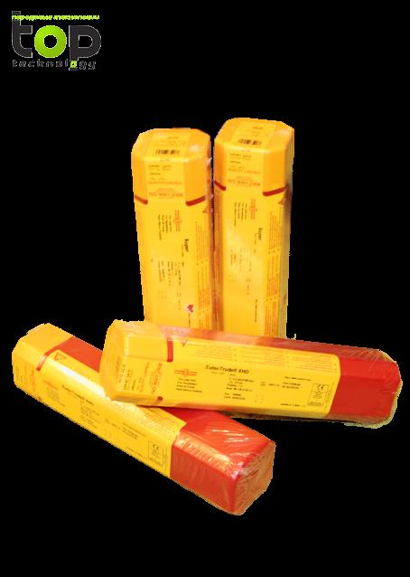Электроды EutecTrode E 316L-17 Для сварки CrNi-сталей Ø2,5 mm упак 5.0 кг