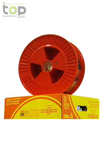 Порошковая проволока TeroMatec AN 4601 для защиты от абразивного износа Ø2,8 mm упак 15.0 кг