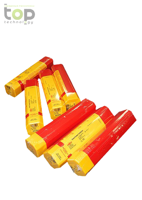 Электроды Castolin 7330 D для пластичных чугунов Ø2.5 mm упак 2,5 кг