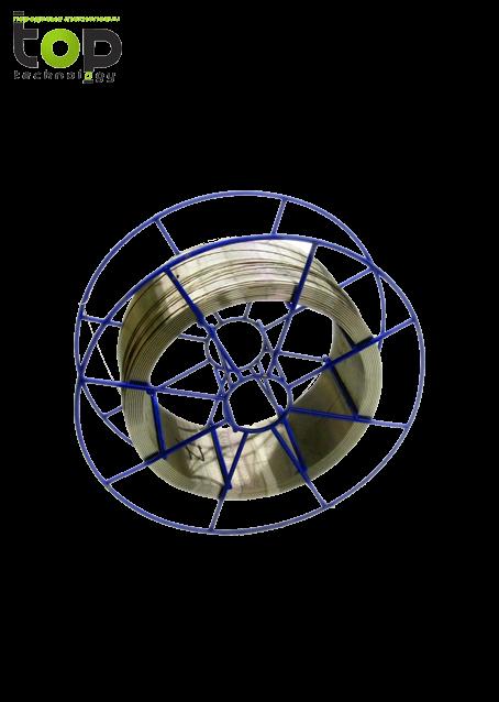 Сварочная проволока СastoMag 45353 для защиты от абразивного, адгезионного износа и кавитации Ø1,2 mm упак 15,0 кг