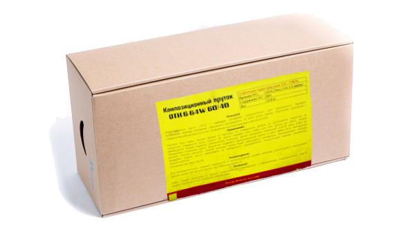 Композиционные прутки DrillTec® OTH-6 для армирования бурового инструмента.