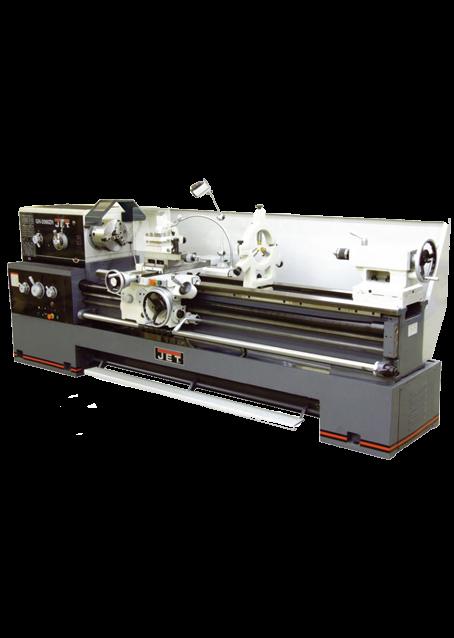 GH-2080ZH DRO Токарно-винторезный станок серии ZH Ø500 мм