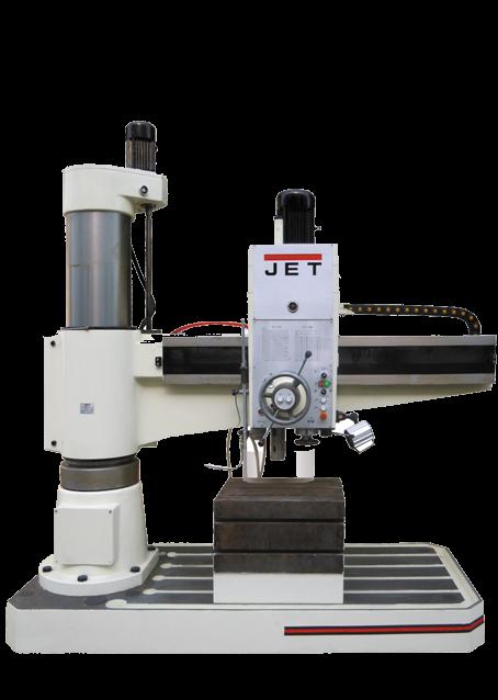 JRD-1600W Радиально-сверлильный станок