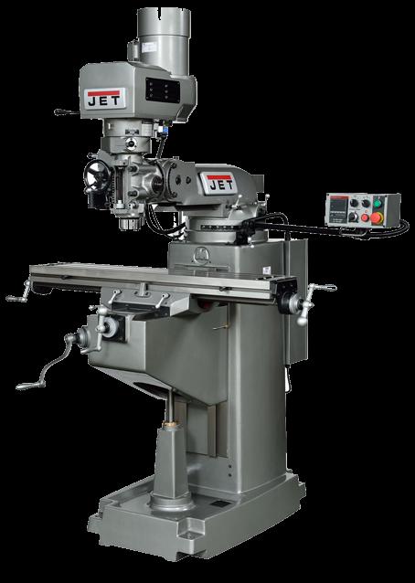 JTM-949 EVS Универсальный фрезерный станок