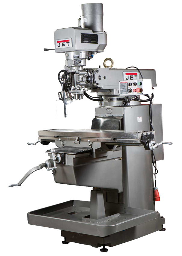 JTM-1254EVS Универсальный фрезерный станок