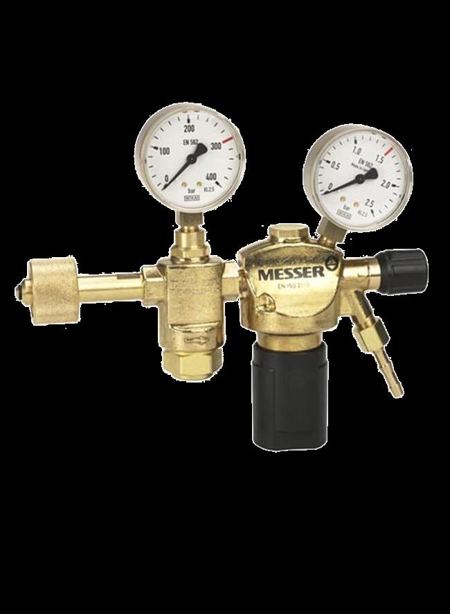 Messer редуктор кислородный двухступенчатый