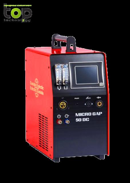Castolin Micro GAP 50 DC установка плазменной сварки
