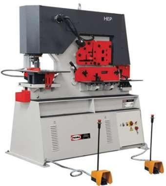 HEP-1150 Комбинированные гидравлические пресс-ножницы