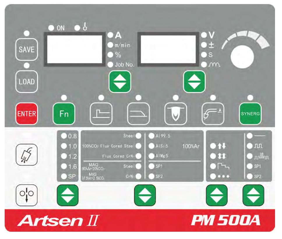 Megmeet Artsen PM цифровые импульсные полуавтоматы