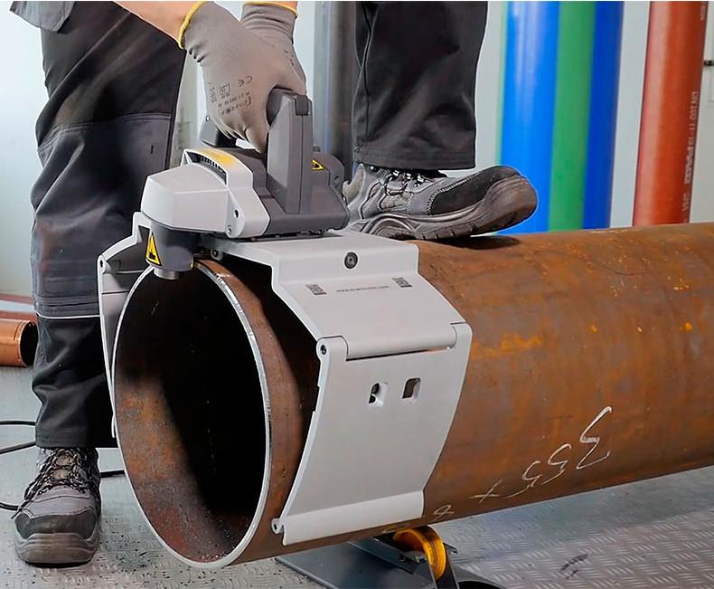 Электрический фаскосниматель Exact PipeBevel 360E