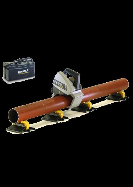 Труборез-фаскосниматель Exact PipeCut + Bevel 170E