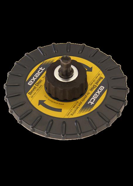 Ручной фаскосниматель для пластиковых труб Exact Bevel Disc