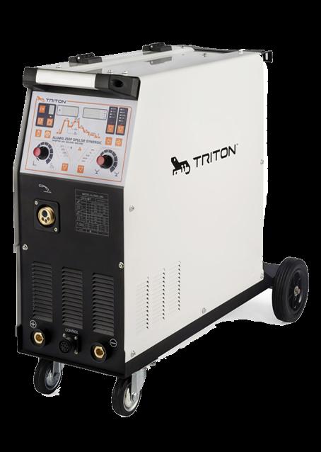 Triton ALUMIG 250P Dpulse Synergic полуавтоматическая сварка