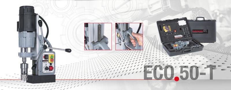 Сверлильный станок на магнитном основании ECO.50-T