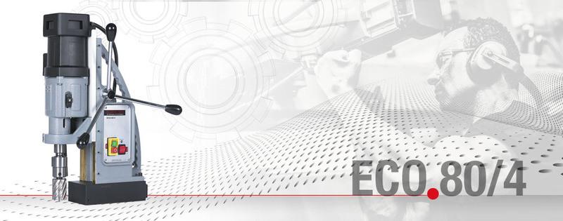Сверлильный станок на магнитном основании ECO.80/4