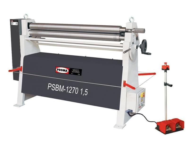 PSBM - 1270 - 1,5 Листогибочные вальцы