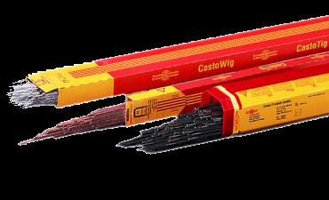 Присадочный пруток CastoTig 45500 WS Ø2,0 mm упак 5.0 кг