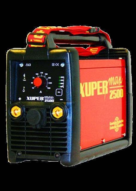 Castolin XuperMax 2500 аккумуляторный для ручной дуговой сварки