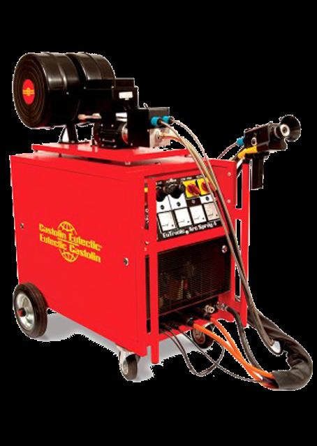 Castolin EuTronic® Arc Spray 4 оборудование для нанесения покрытий