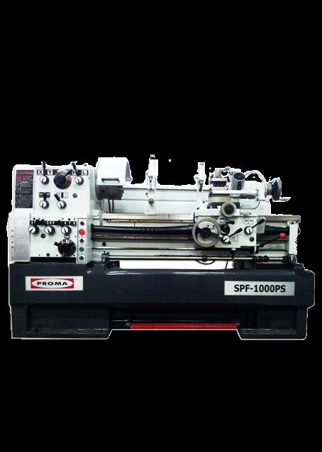 SPF-1500PS универсальный токарный с УЦИ